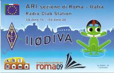 Call celebrativo dei Campionati Mondiali di Nuoto svoltisi a Roma nel 2009.