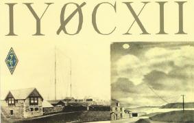 Call celebrativo del primo collegamento tra Terranova e Poldhu il 12 Dicembre 1901.